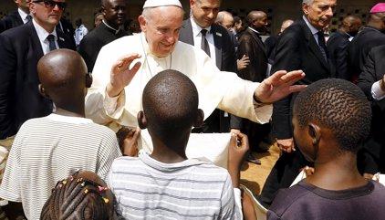 """El papa fa una crida a la """"unitat"""" entre cristians i musulmans davant de la violència"""
