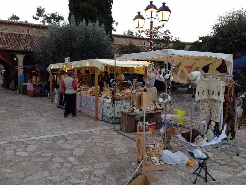 El Santuario de Lluc celebrar� su Feria de Navidad entre los d�as 5 y 8 de diciembre con m�s de 40 expositores