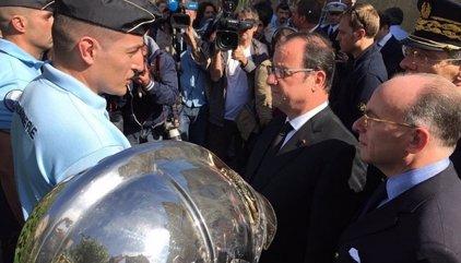 Hollande assegura que lluita contra el terrorisme i el canvi climàtic estan relacionades
