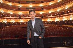 Juan Diego Flórez debuta en el paper d'Edgardo en l'òpera 'Lucia di Lammermoor' al Liceu (EUROPA PRESS)