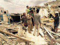 Els bombardejos contra Estat Islàmic a Síria i l'Iraq han matat més de 4.000 civils (AMNISTÍA INTERNACIONAL)