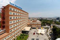 Sant Joan de Déu aplica mesures per reduir el dolor dels nens a l'hospital (HOSPITAL SANT JOAN DE DÉU)