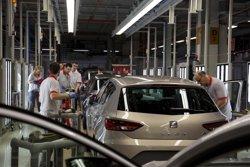 Motor.- Seat preveu produir 438.000 cotxes a Martorell el 2016, 37.000 menys (SEAT)