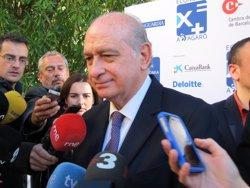 Jorge Fernández espera que el registre de passatgers sospitosos s'aprovi al desembre (EUROPA PRESS)