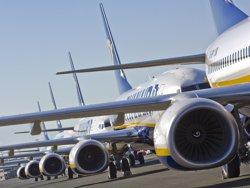 Els aeroports espanyols tancaran l'any amb 200 milions de passatgers, segons Pastor (RYANAIR)