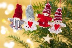 Els llums de l'arbre de Nadal poden entorpir el senyal del teu wifi (COPYLEFT (PIXABAY))