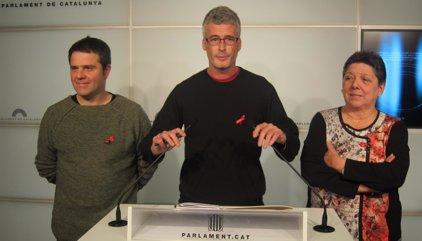 La CUP farà el 27 de desembre l'assemblea que decidirà sobre la investidura de Mas