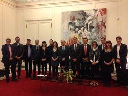 Albesa Ramadera, Gamba i Peix de Palamós i Salvador Vergès, premis Pita 2015 (GOVERN)