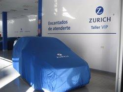 Zurich Seguros inaugura la seva xarxa de tallers vip a Madrid (ZURICH SEGUROS)