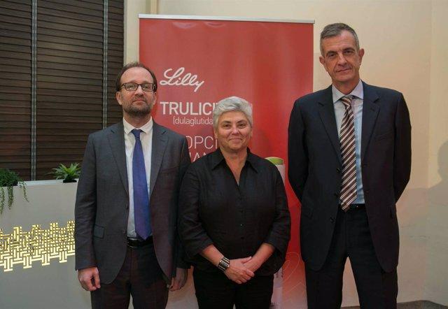 Lilly lanza en España 'Trulicity' para el control semanal