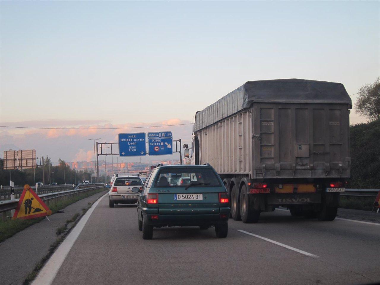 Retenciones de 3 kil metros en la circunvalaci n de murcia - Jefatura provincial de trafico de albacete ...