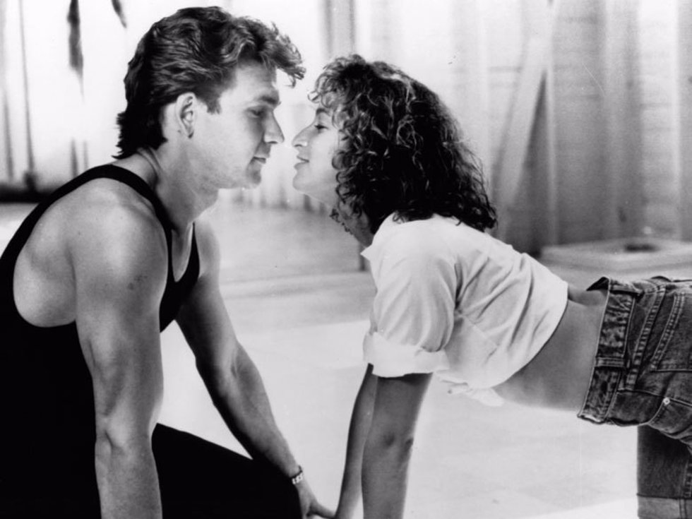Dirty dancing se busca un patrick swayze tan - Pelicula dirty dancing ...