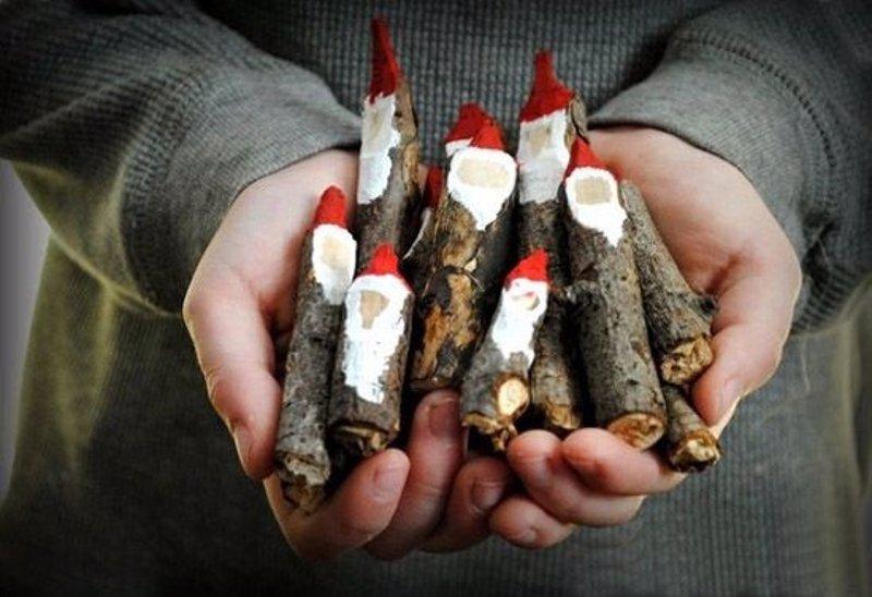 16 adornos de navidad para hacer a mano f ciles y originales - Adornos de navidad originales ...