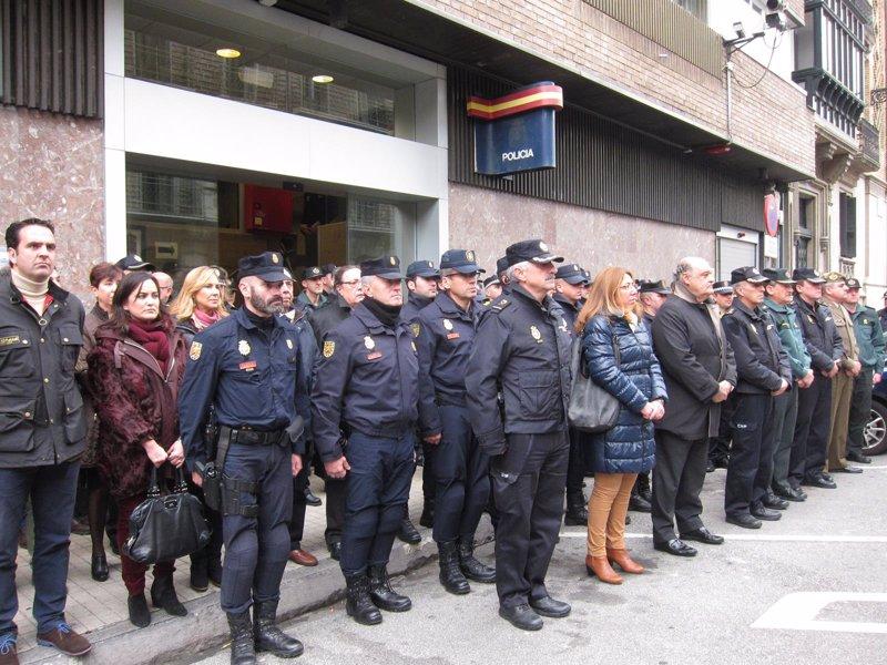 jefatura superior de la policia nacional: