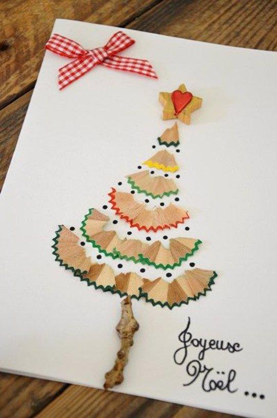 6 tipos de felicitaciones de navidad originales para este a o - Ideas originales para postales de navidad ...