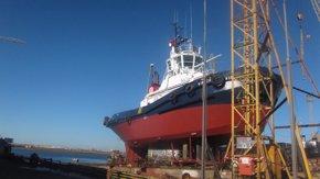 Foto: El TUE anula la decisión de Bruselas de declarar ilegales las ayudas españolas a astilleros (EUROPA PRESS)