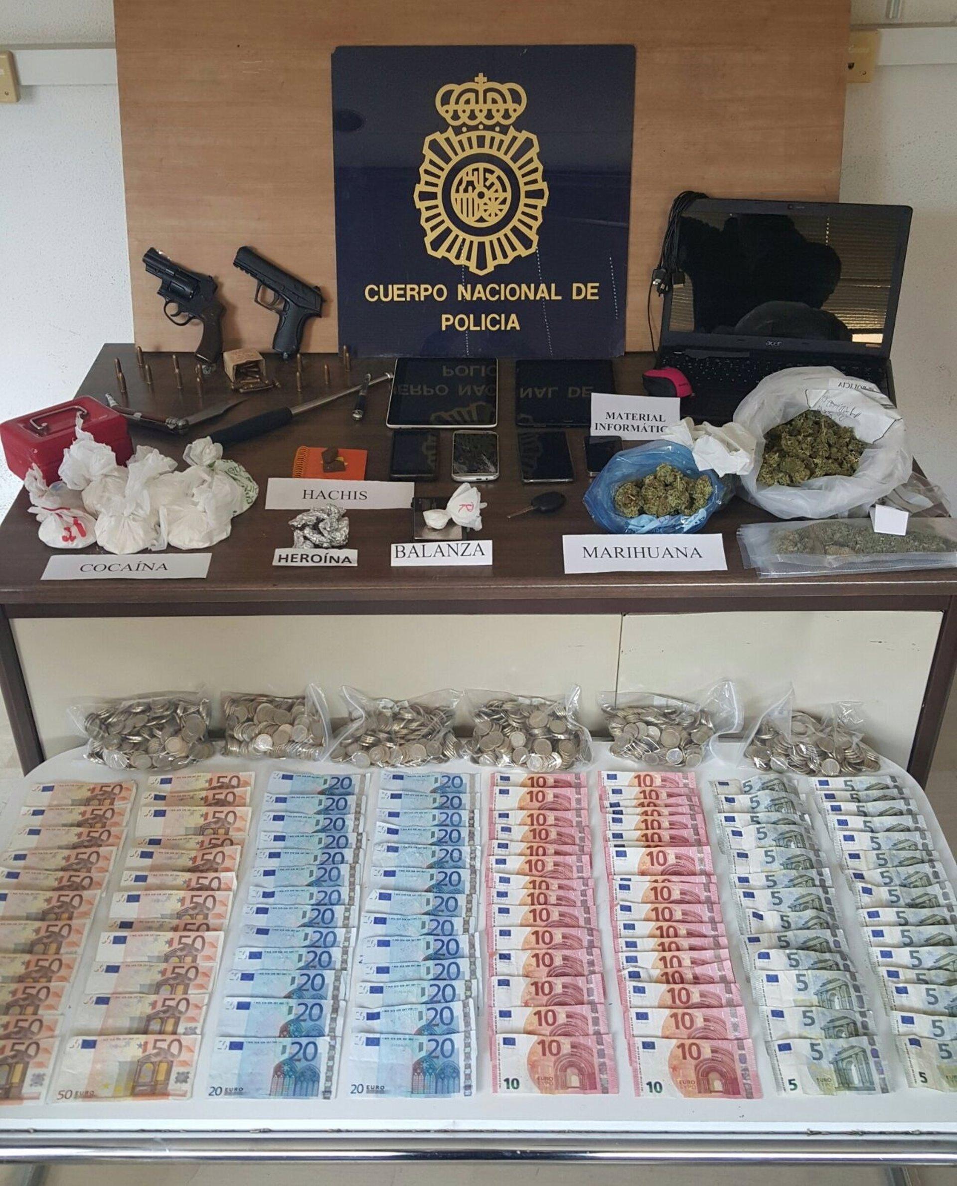 social euro drogas cerca de Alicante