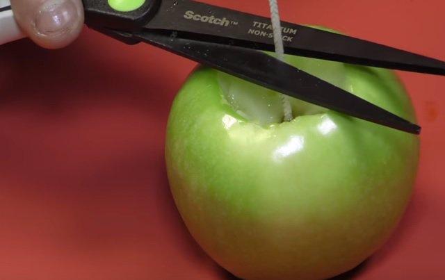 paso 2 manzana