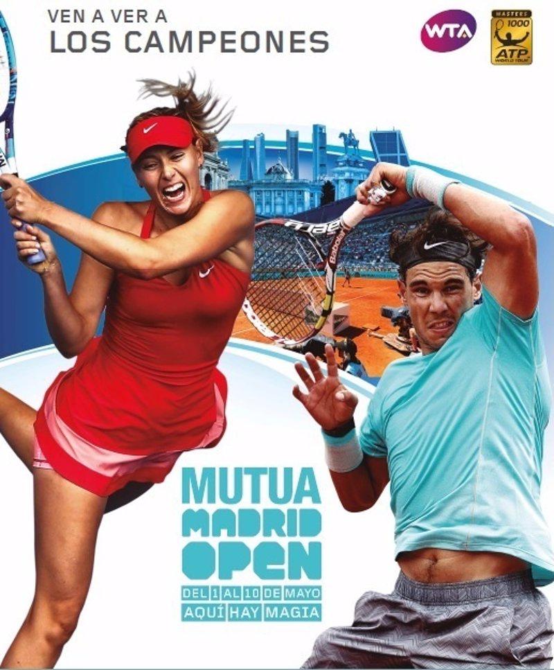 El Mutua Madrid Open y los partidos de Madrid y Barcelona, entre los ...