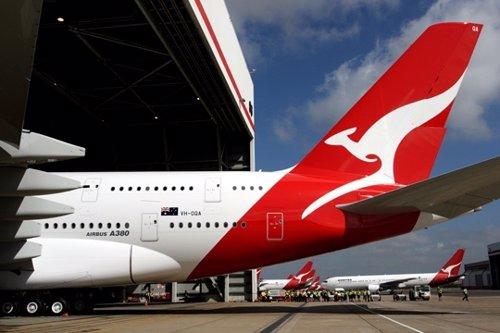 Qantas Airlines La Compa 241 237 A M 225 S Segura De 2015