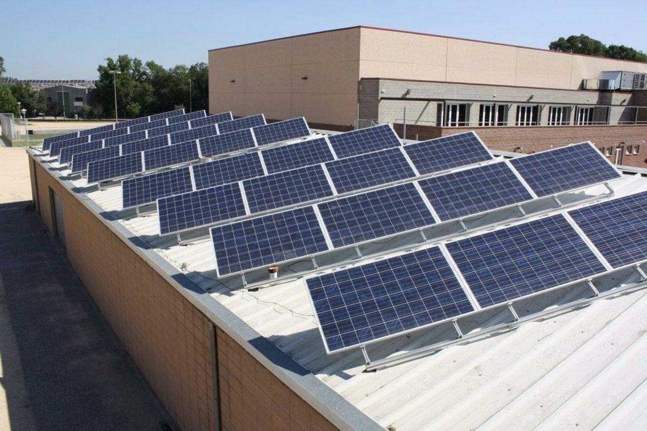 Bonificaci n del 50 por ciento en el ibi para las - Placas solares en sevilla ...