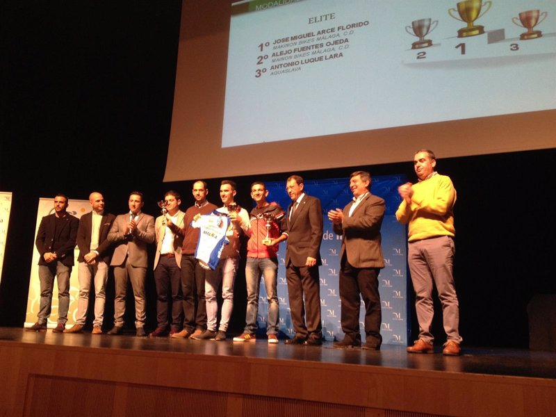 M s de 120 ciclistas y asociaciones deportivas premiados - Jefatura provincial trafico malaga ...