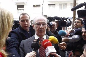 Foto: UPyD pide 10 años de cárcel para Rato, Blesa y Barcoj por las 'tarjetas black' (EUROPA PRESS)
