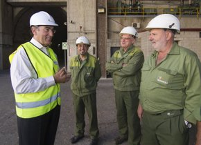 Foto: Iberdrola revisa más de 69.500 kilómetros de líneas eléctricas en España (IBERDROLA)
