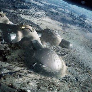 Proyecto de base lunar