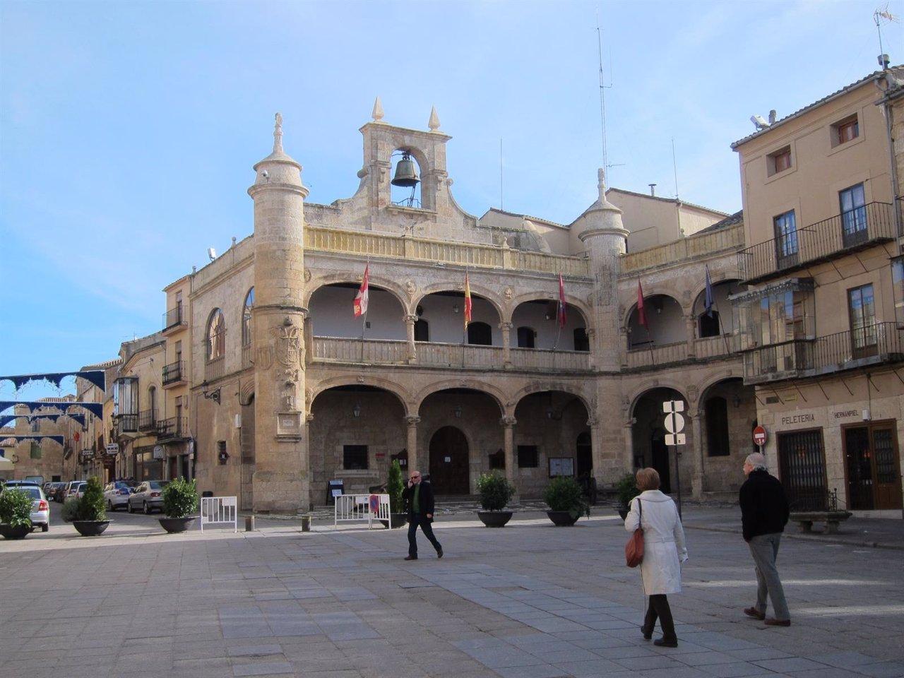 hoteles con encanto en ciudad rodrigo: