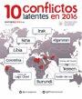Foto: Los diez conflictos a tener en cuenta en 2016