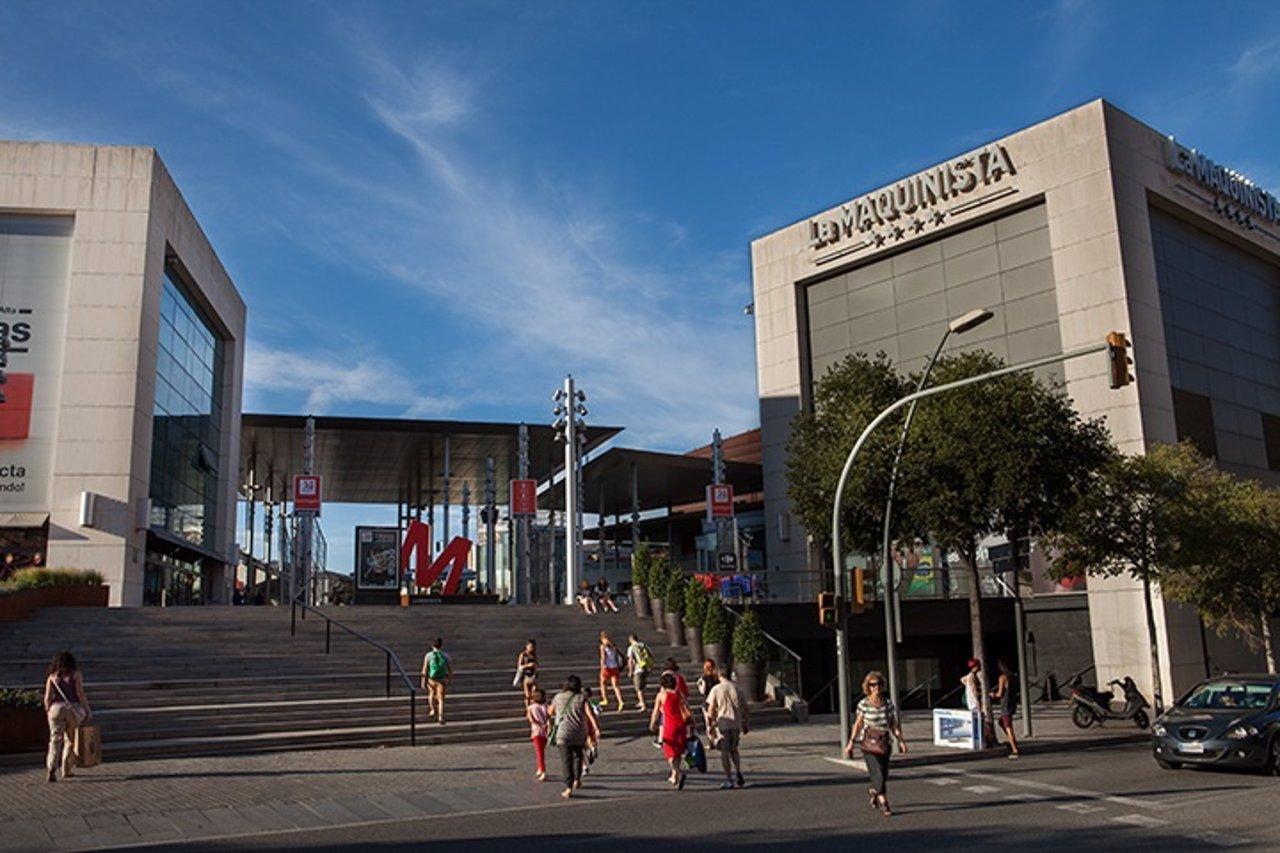 La maquinista bate r cord con 16 6 millones de visitantes - Maquinista centro comercial ...