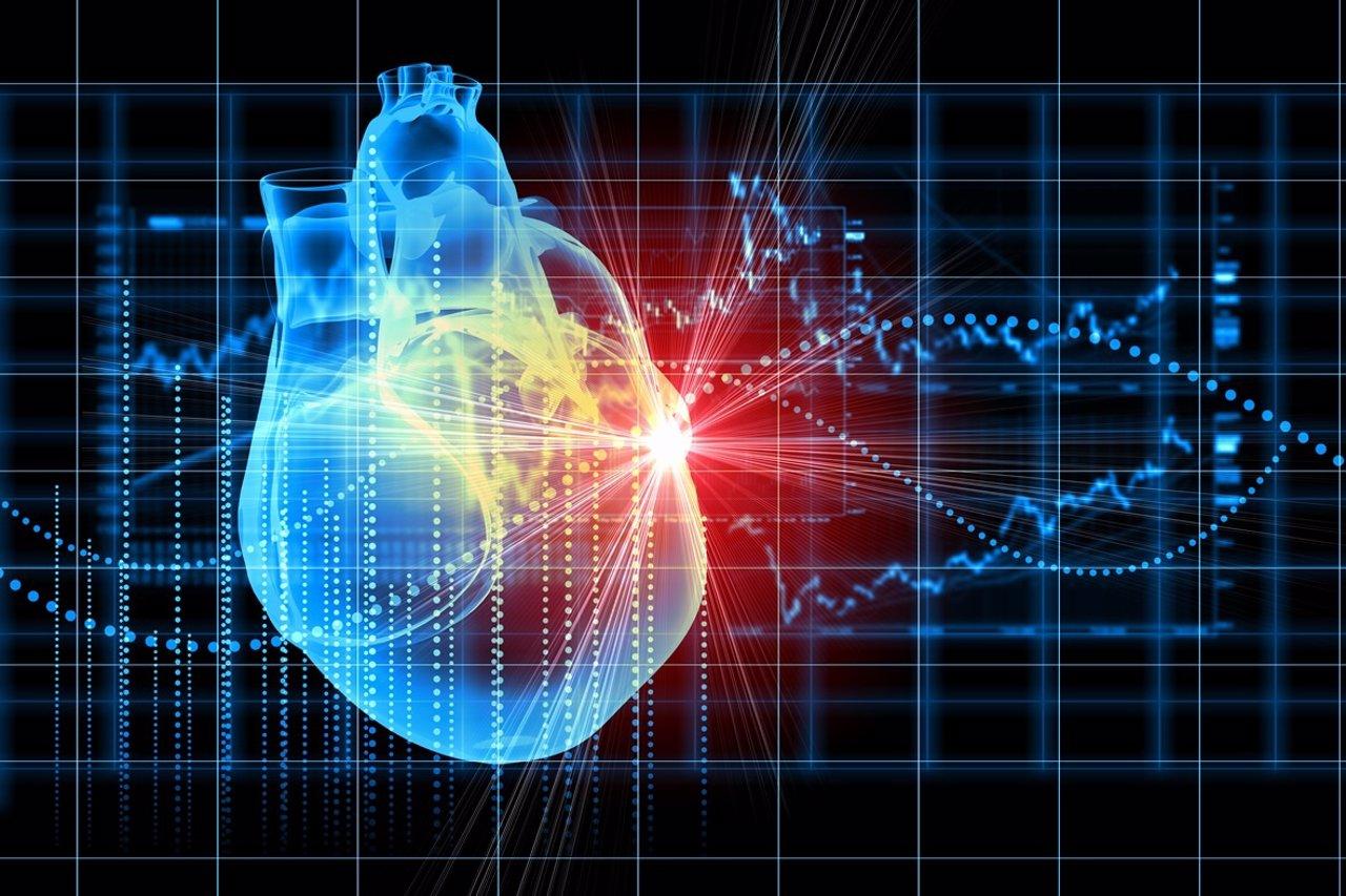 Corazón digital