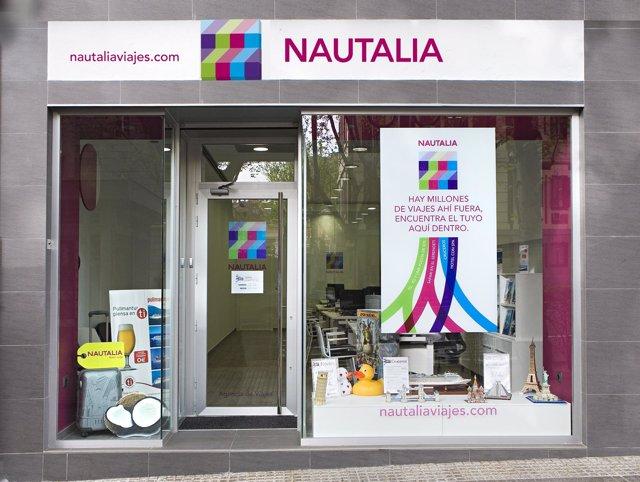 Nautalia firma como socio en exclusiva de radius travel en for Agencia turismo madrid