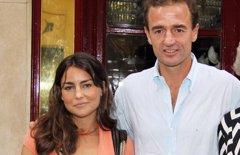 Alessandro Lequio y María Palacios... ¡se convertirán papás!