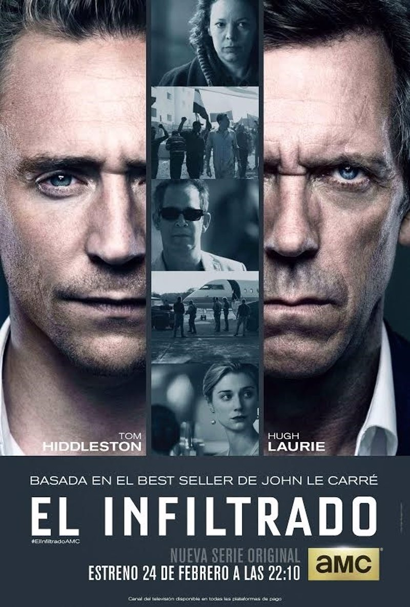 Capitulos de: El infiltrado (The Night Manager)