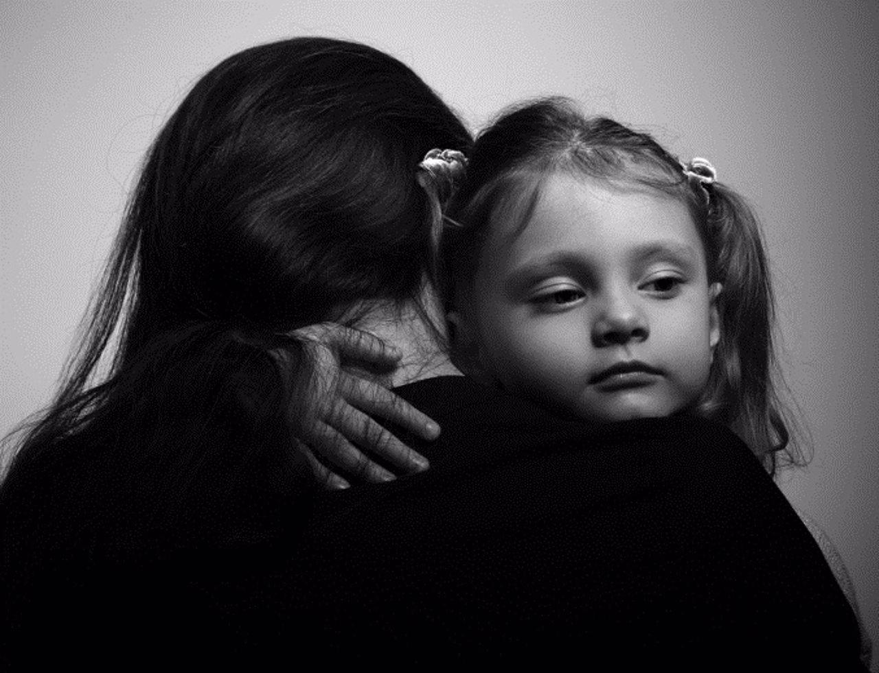 Depresión, madre e hija