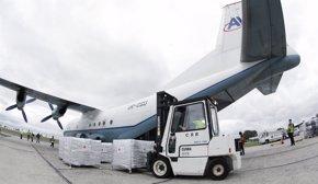 Foto: Ucrania liquidará la compañía de aeronaves Antonov (REUTERS)
