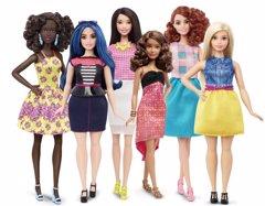 ¿Se ha fijado Barbie en famosas para sus nuevas muñecas?