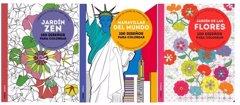 Libros de colorear para adultos: la última técnica de relajación