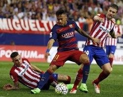 Crònica del FC Barcelona - Atlètic de Madrid (REUTERS)