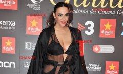 Cámbiame y Cristina Rodríguez, a lo Pedroche pero de La...
