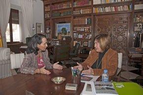 Foto: La Diputación de Cáceres y la Audiencia Provincial aúnan esfuerzos para