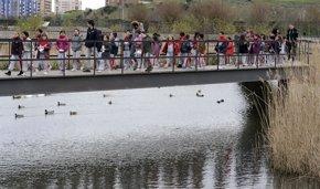 Foto: Santander celebra el martes el Día de los Humedales con una gymkana medioambiental (AYUNTAMIENTO)