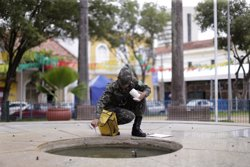 El COI dóna suport a les mesures contra el virus Zika amb vista als Jocs de Rio de Janeiro (UESLEI MARCELINO / REUTERS)