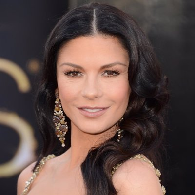 Foto: La cara de Catherine Zeta Jones es fruto de la genética ¡y no del bisturí! (CATHERINE ZETA JONES//GETTY)