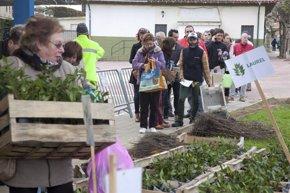 Foto: El Ayuntamiento repartirá cerca de 3.900 ejemplares de árboles en su XXIV Campaña de Repoblación Forestal (AYTO)