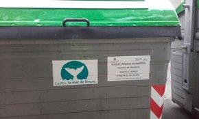 Foto: Comienza una campaña informativa sobre depósito de residuos voluminosos en Castro (AYUNTAMIENTO)