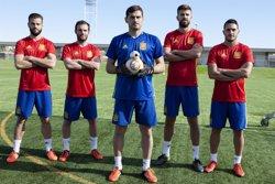 Espanya conserva el tercer lloc del rànquing mundial FIFA (DISNEY)