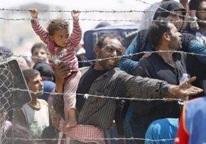 Foto: La UE promete una ayuda de más de 3.000 millones para refugiados sirios (Â UMIT BEKTAS / REUTERS)